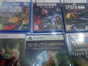 Spirit of the North Ps5 Cd   Video Games for sale in Abuja (FCT) State, Apo District