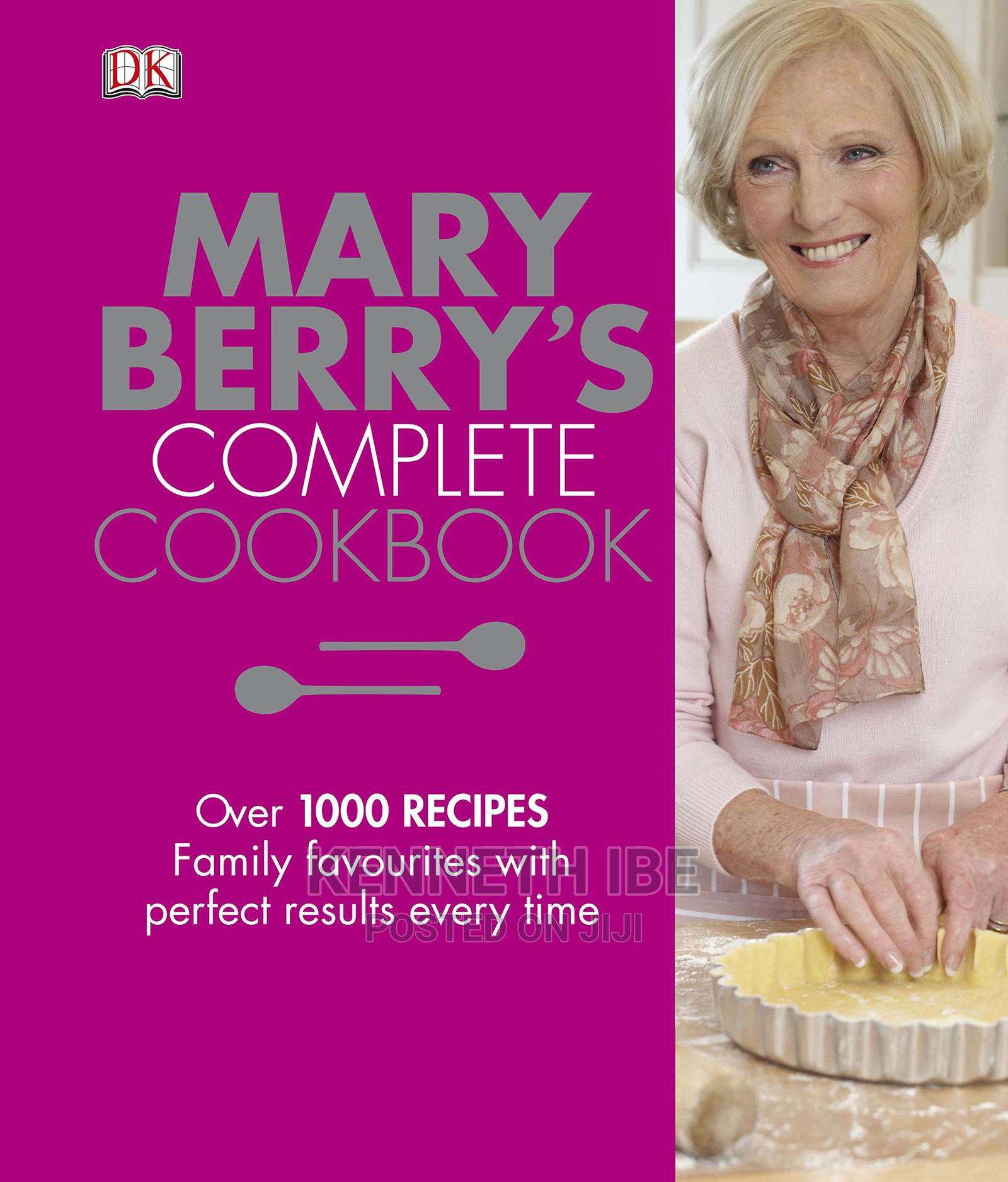 Archive: Mary Barry's Complete Cookbook