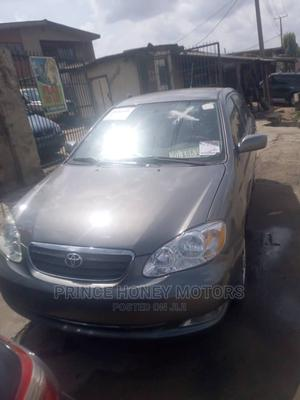 Toyota Corolla 2007 CE Gray   Cars for sale in Lagos State, Ifako-Ijaiye