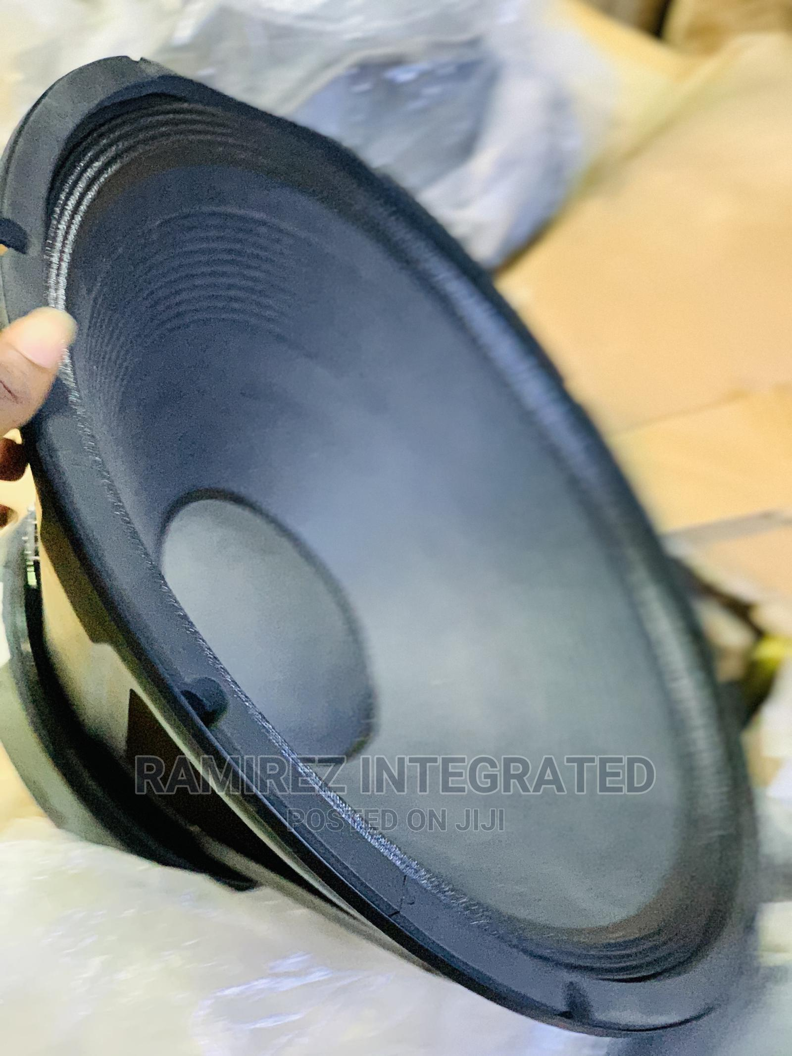 18 Inches Woofer Replacement Naked Loud Speaker | Audio & Music Equipment for sale in Ojo, Lagos State, Nigeria