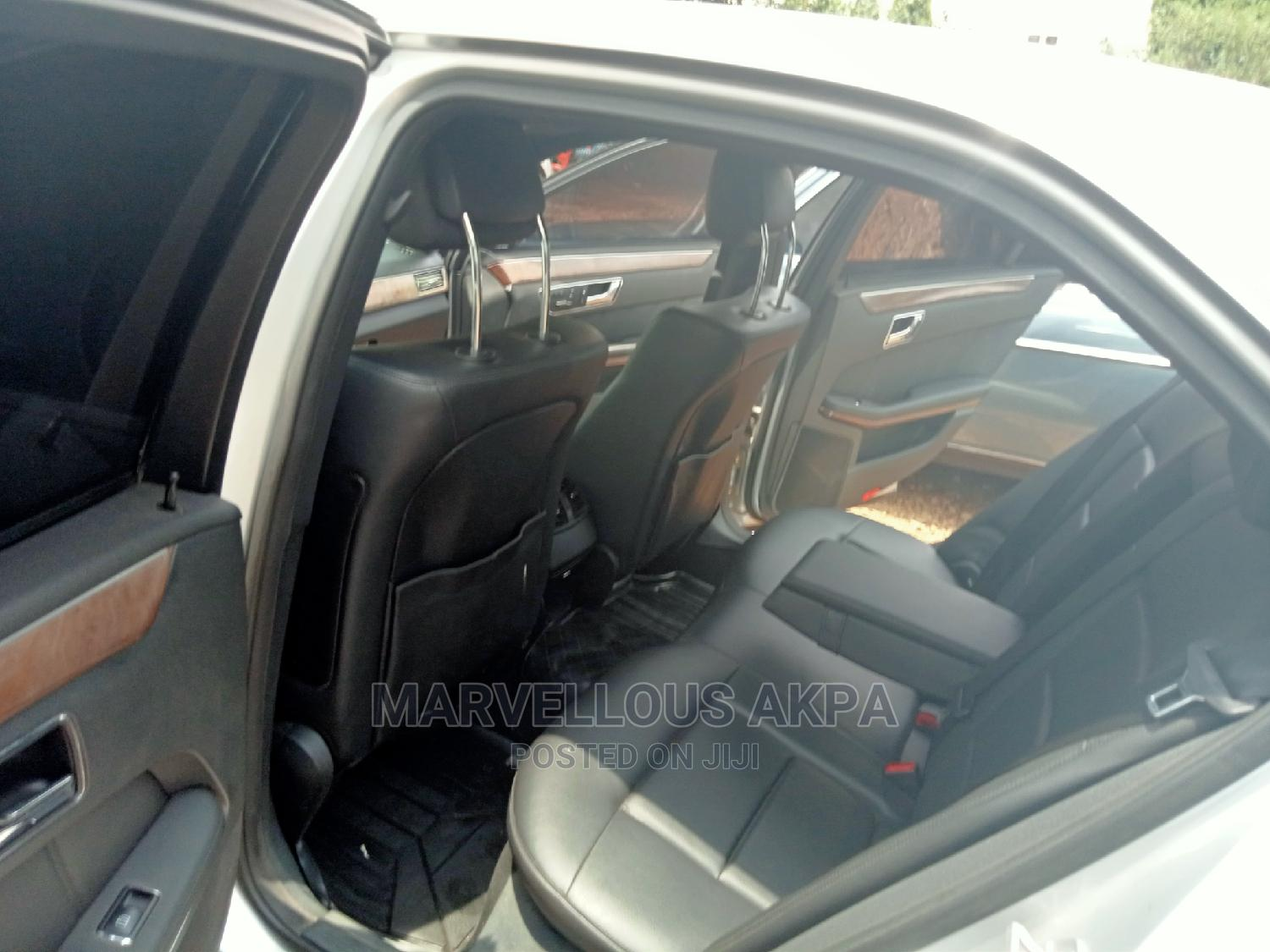 Mercedes-Benz E350 2010 Silver | Cars for sale in Central Business Dis, Abuja (FCT) State, Nigeria