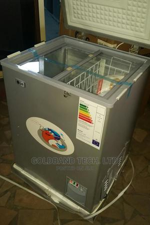LG Freezer With Stroong Freezing Clg-205df | Kitchen Appliances for sale in Lagos State, Ikeja
