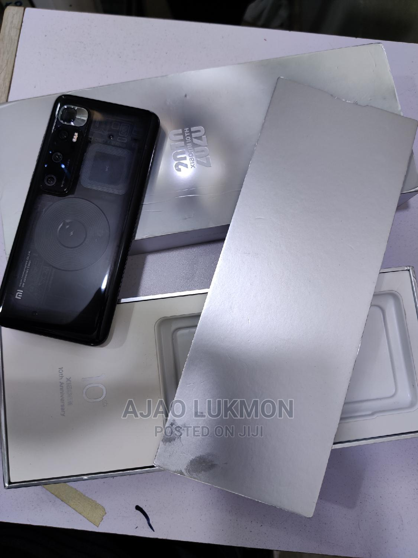 Xiaomi Mi 10 Ultra 128 GB Black   Mobile Phones for sale in Ikeja, Lagos State, Nigeria
