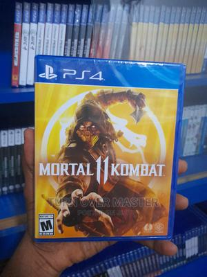 Ps4 Mortal Kombart 11 | Video Games for sale in Lagos State, Ikeja
