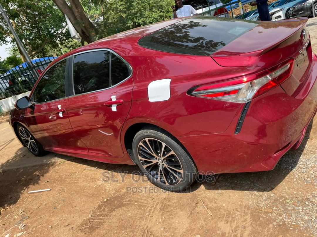 Toyota Camry 2019 XSE (2.5L 4cyl 8A) Red | Cars for sale in Garki 2, Abuja (FCT) State, Nigeria