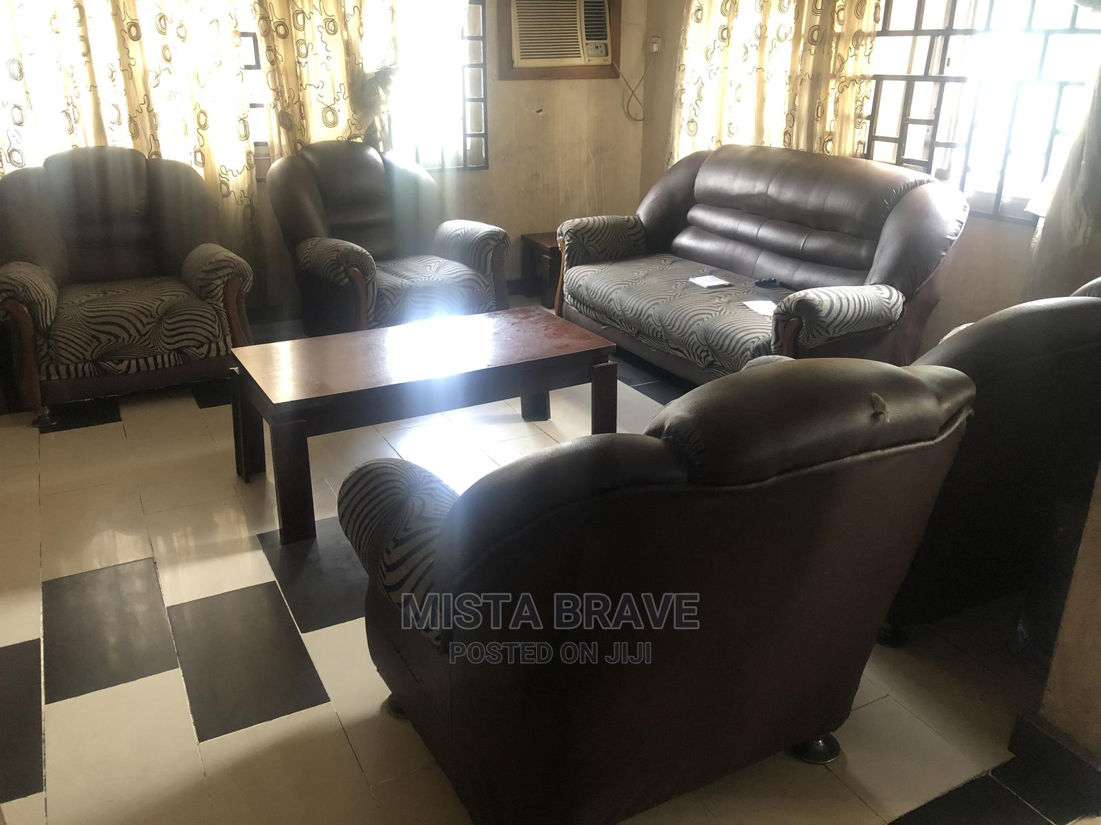 Fairly Used Chairs in Good Shape | Furniture for sale in Port-Harcourt, Rivers State, Nigeria