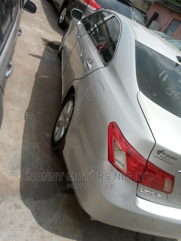Archive: Lexus ES 2009 350 Silver