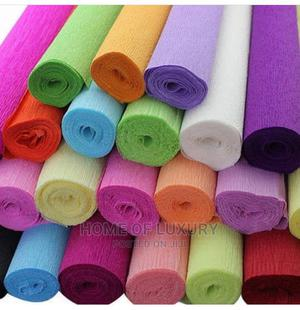 Crepe Paper for Crafting in Lagos | Arts & Crafts for sale in Abuja (FCT) State, Utako