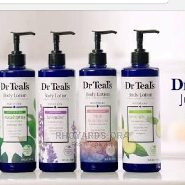 Dr Teal Body Lotion Cream