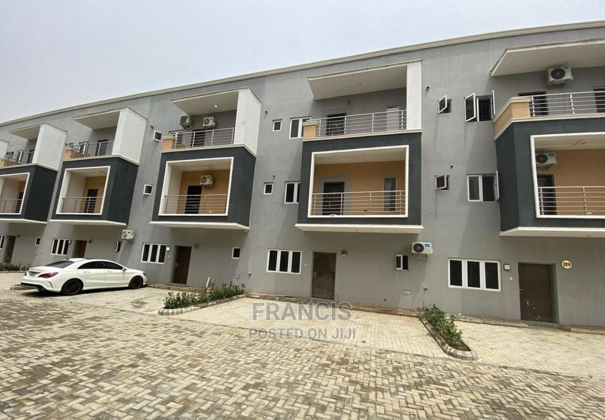 4 Bedroom Terrace Duplex With Bq | Houses & Apartments For Sale for sale in Jahi, Abuja (FCT) State, Nigeria