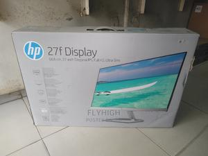 27F Display Full HD Monitor   Computer Monitors for sale in Lagos State, Ikeja