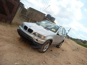 BMW X5 2002 3.0i Silver | Cars for sale in Lagos State, Abule Egba