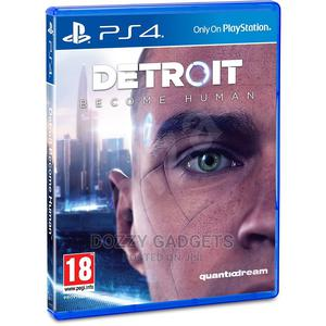 Ps4 Detroit Become Human   Video Games for sale in Lagos State, Ikeja