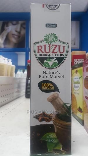 Ruzu Herbal Bitters X500ml   Vitamins & Supplements for sale in Lagos State, Alimosho