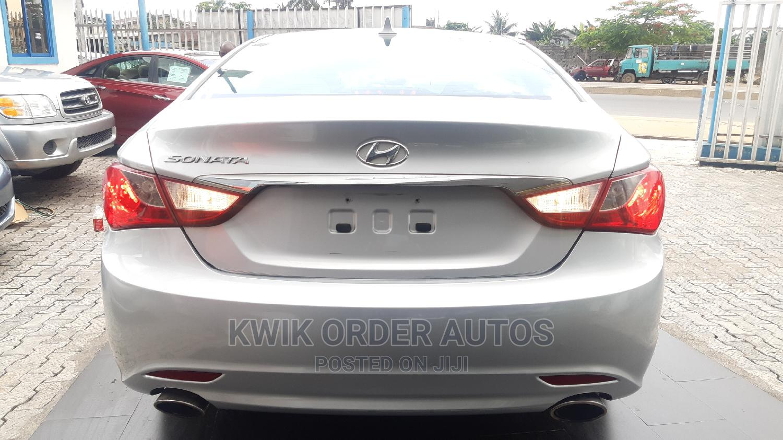 Hyundai Sonata 2011 Silver | Cars for sale in Port-Harcourt, Rivers State, Nigeria