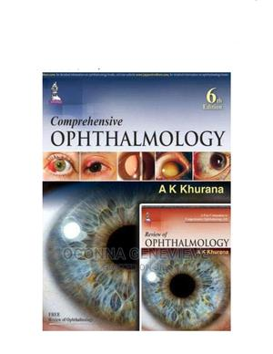 Comprehensive Ophthamology 6th Edition | Books & Games for sale in Lagos State, Yaba