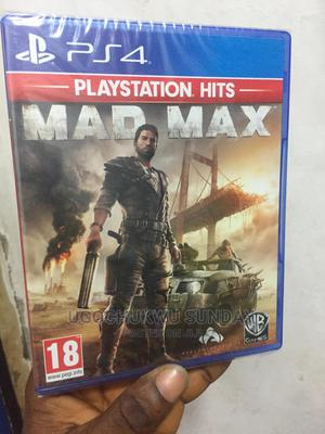 MAD MAX Video Game Playstation 4 | Video Games for sale in Lagos State, Ikeja