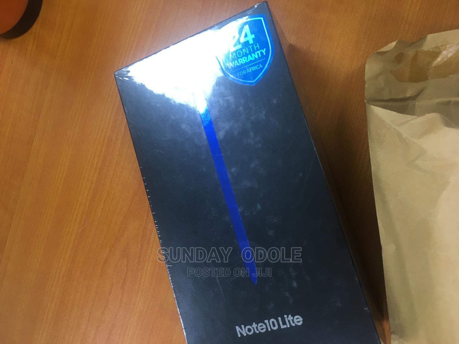 Archive: New Samsung Galaxy Note 10 Lite 128 GB