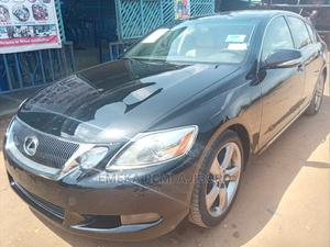 Lexus GS 2008 Black | Cars for sale in Lagos State, Ojo