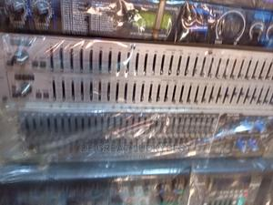 Double Dbx Equalizer | Audio & Music Equipment for sale in Lagos State, Ojo
