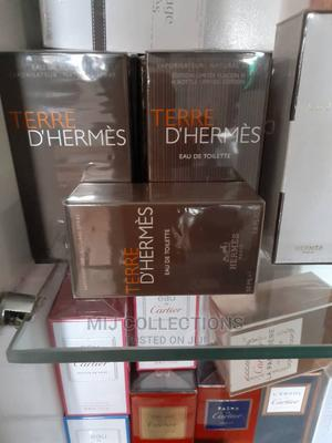 Terre d'Hermes 100ml   Fragrance for sale in Lagos State, Agboyi/Ketu