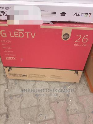 26inch LG LED TV | TV & DVD Equipment for sale in Lagos State, Ojo