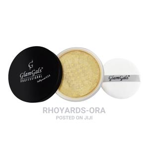 Glamgals Banana Setting Powder   Makeup for sale in Lagos State, Ikeja