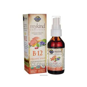 Garden of Life Whole Food B-12 Metabolism Energy, Raspberr   Vitamins & Supplements for sale in Lagos State, Amuwo-Odofin