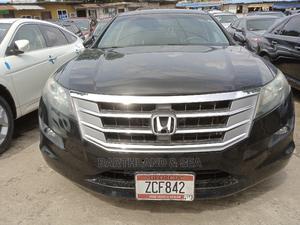Honda Accord CrossTour 2010 EX-L AWD Black | Cars for sale in Lagos State, Apapa