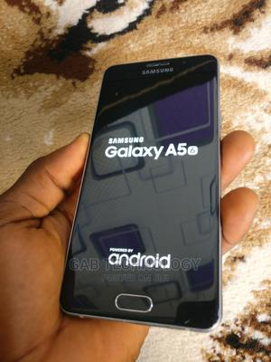 Samsung Galaxy A5 16 GB Black | Mobile Phones for sale in Lagos State, Ikeja