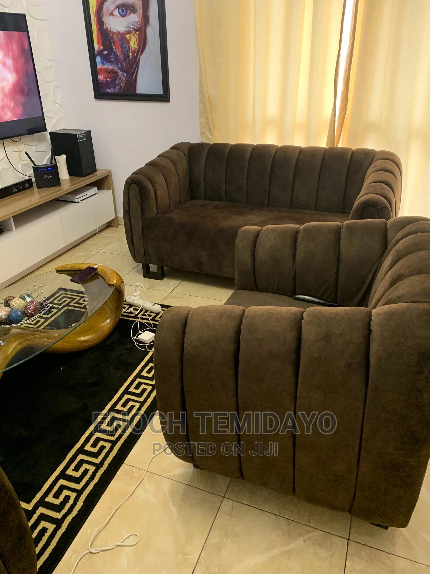 Ribbed Sofa