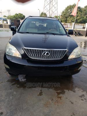 Lexus RX 2005 330 Black   Cars for sale in Lagos State, Ifako-Ijaiye