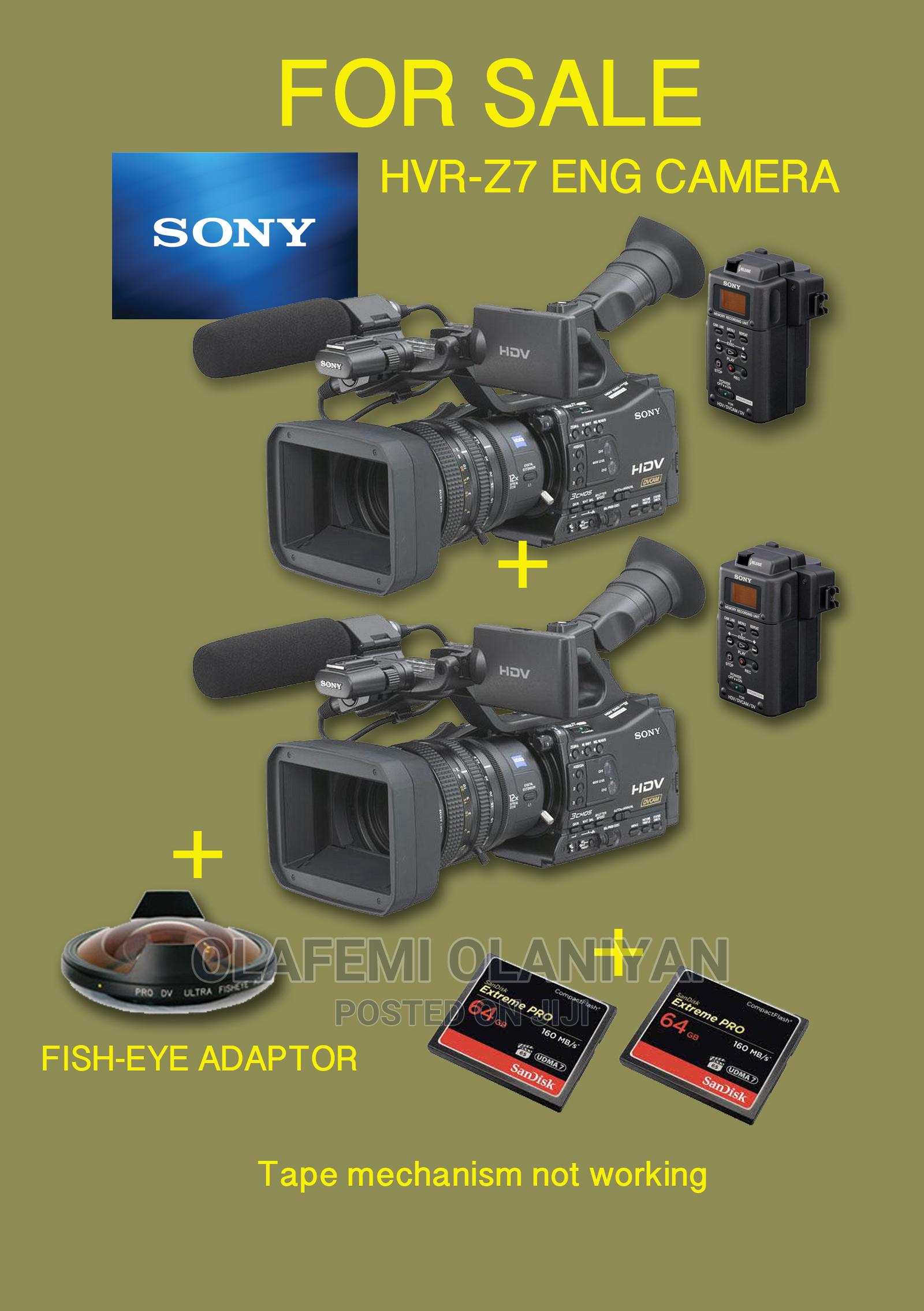 Archive: Cameras for Sale