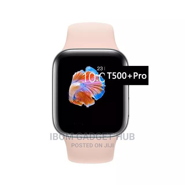 Archive: T500+ Pro Apple Series 6 (CL) Smart Watch