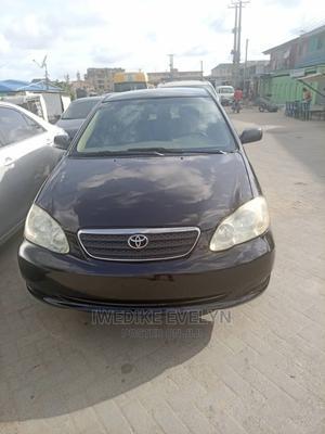 Toyota Corolla 2007 CE Black   Cars for sale in Lagos State, Amuwo-Odofin
