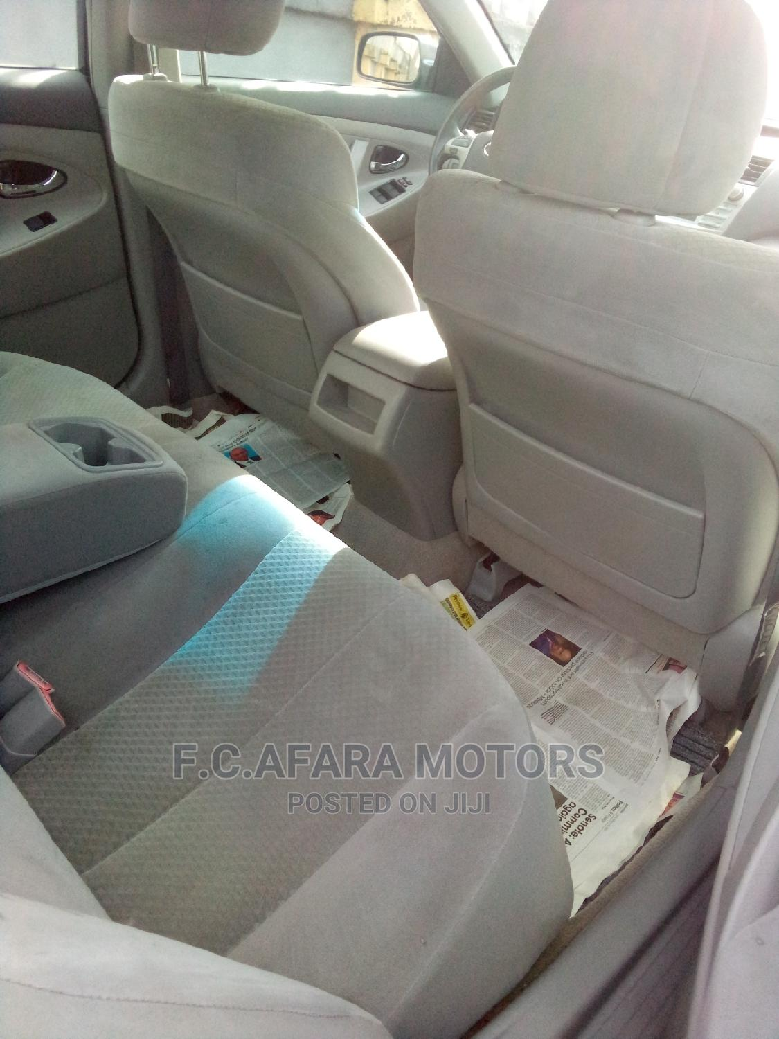 Toyota Camry 2008 Gray | Cars for sale in Ojodu, Lagos State, Nigeria