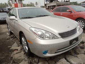 Lexus ES 2005 330 Beige | Cars for sale in Lagos State, Apapa