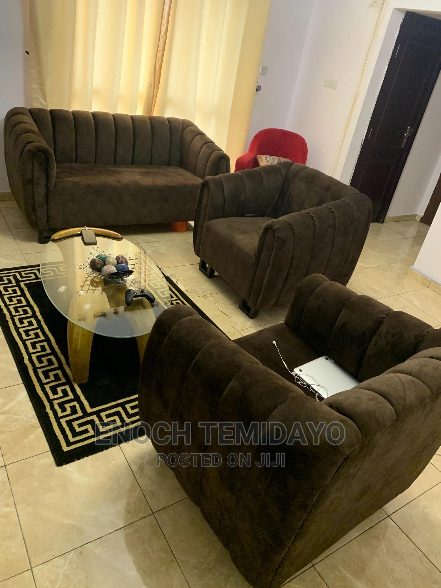 Ribbed Sofa | Furniture for sale in Lekki, Lagos State, Nigeria