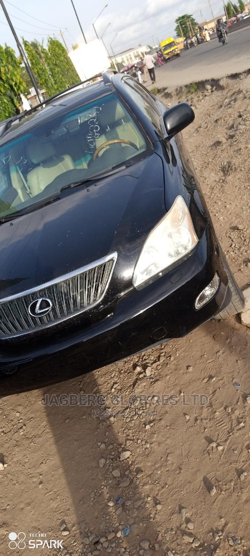 Lexus RX 2005 Black