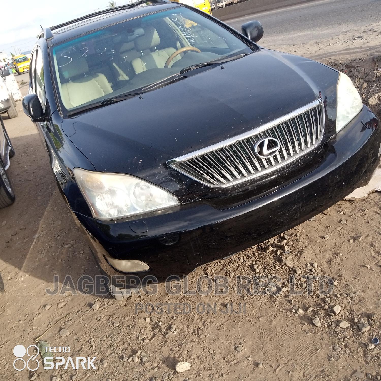 Lexus RX 2005 Black | Cars for sale in Ifako-Ijaiye, Lagos State, Nigeria