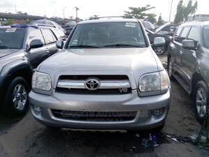 Toyota Sequoia 2006 Gray | Cars for sale in Lagos State, Amuwo-Odofin