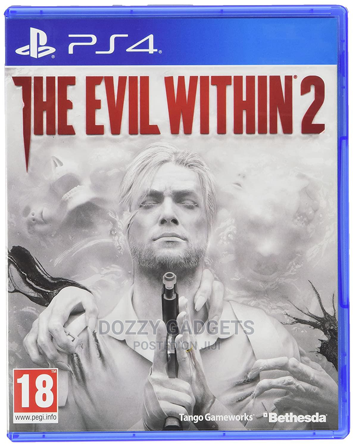Ps4 Evil Within2