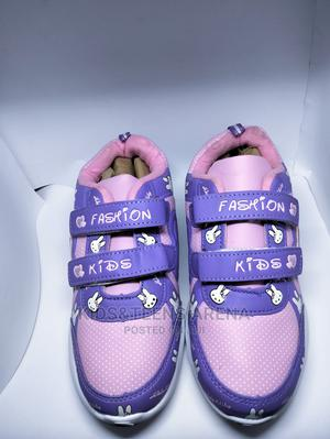 Promo -Girls Sneakers Size 34   Children's Shoes for sale in Abuja (FCT) State, Kubwa