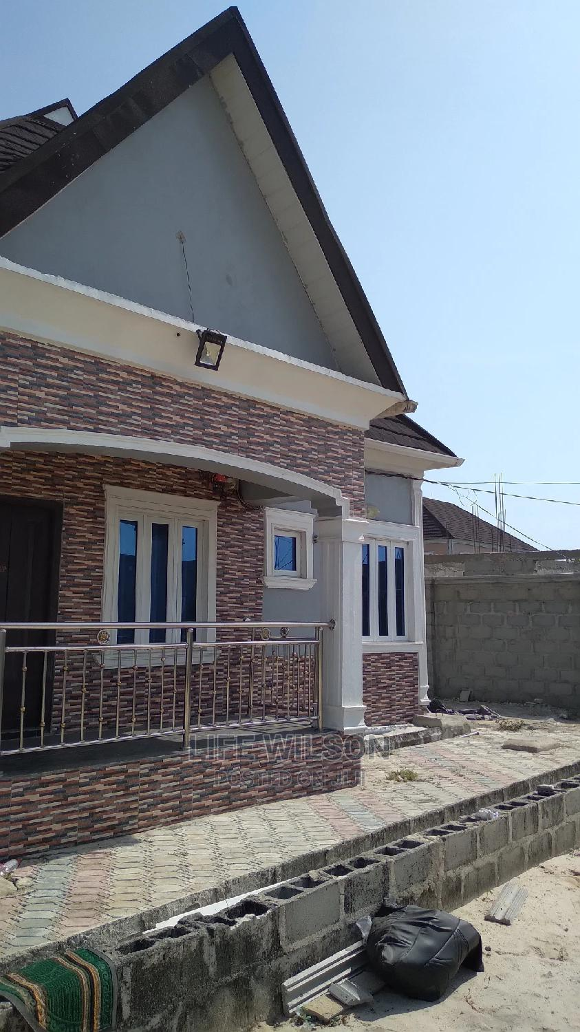 Brand New 3bedroom Bungalow on More Then a Plot | Houses & Apartments For Sale for sale in Sangotedo, Ajah, Nigeria