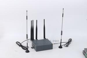 4g/5g 2 SIM CARDS INDUSTRIAL ROUTER With 2 Dedicated Slots   Networking Products for sale in Lagos State, Ikeja
