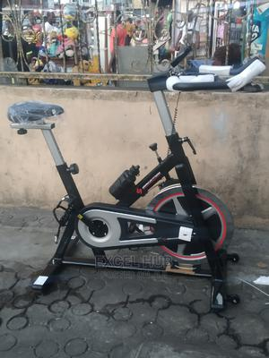 American Fitness Spinning Exercise Bike | Sports Equipment for sale in Lagos State, Lekki