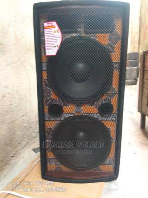 Snugoz Double Speaker 15inches   Audio & Music Equipment for sale in Lagos State, Ojo