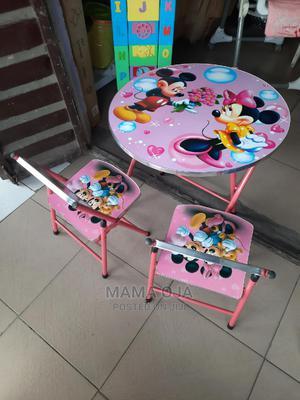 Children Study Chair Table   Children's Furniture for sale in Lagos State, Amuwo-Odofin