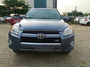 Toyota RAV4 2009 Limited 4x4 Blue   Cars for sale in Abuja (FCT) State, Central Business District