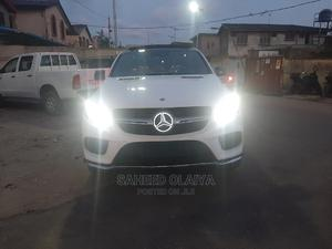 Mercedes-Benz GLE-Class 2018 White | Cars for sale in Lagos State, Surulere